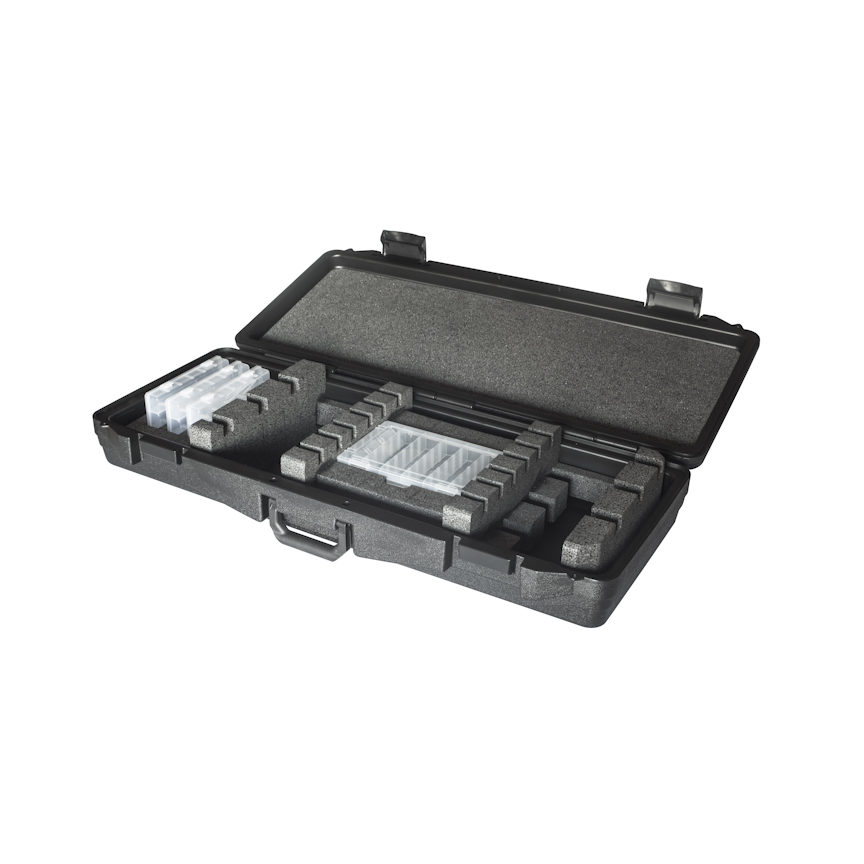 Ultimate outdoors deluxe ice advantage rod case for Ice fishing pole case